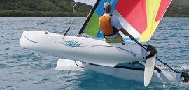Catamarán Hobie Wave 13'