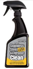 Stainless Steel & Chrome Cleaner 50ml