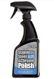 Brushed Stainless Steel Polish Spray